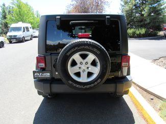 2014 Jeep Wrangler Unlimited Sport  Hard Top Bend, Oregon 2