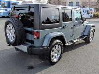 2014 Jeep Wrangler Unlimited Sahara Super Low Miles Bend, Oregon 4