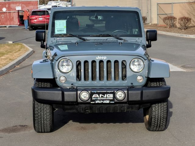 2014 Jeep Wrangler Unlimited Sahara Super Low Miles Bend, Oregon 1