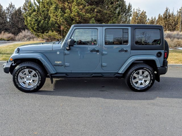 2014 Jeep Wrangler Unlimited Sahara Super Low Miles Bend, Oregon 7