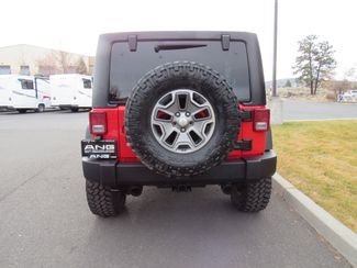 2014 Jeep Wrangler Unlimited Rubicon With a Third Row Seat Bend, Oregon 3