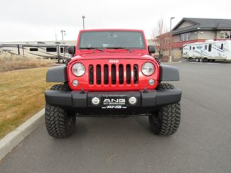 2014 Jeep Wrangler Unlimited Rubicon With a Third Row Seat Bend, Oregon 9