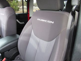 2014 Jeep Wrangler Unlimited Rubicon With a Third Row Seat Bend, Oregon 13