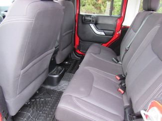 2014 Jeep Wrangler Unlimited Rubicon With a Third Row Seat Bend, Oregon 15