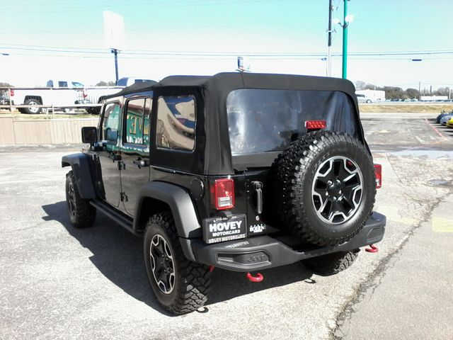 2014 Jeep Wrangler Unlimited Rubicon X Boerne, Texas 8