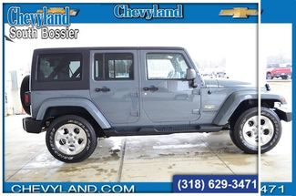 2014 Jeep Wrangler Unlimited Sahara in Bossier City, LA 71112