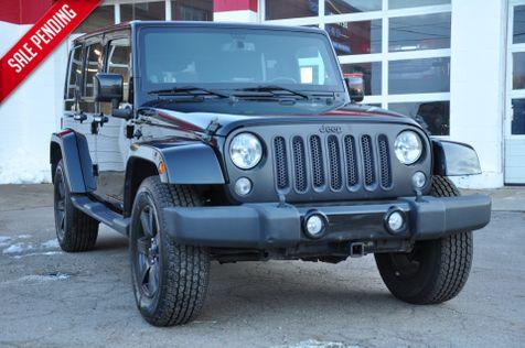 2014 Jeep Wrangler Unlimited Altitude in Braintree