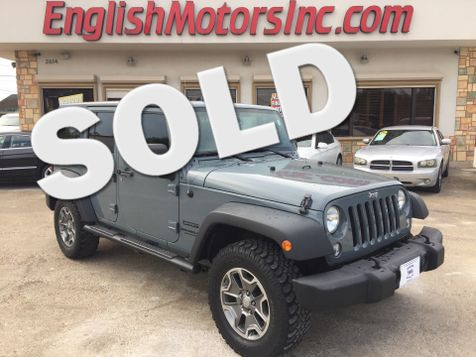 2014 Jeep Wrangler Unlimited Sport in Brownsville, TX