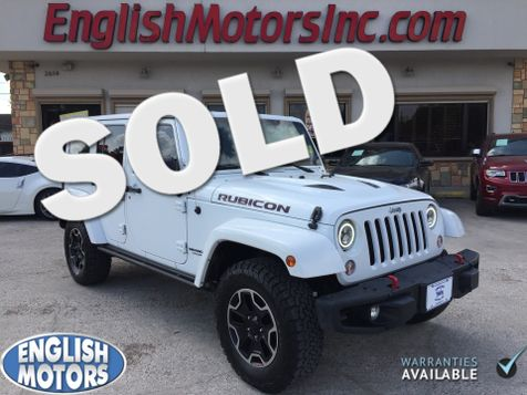 2014 Jeep Wrangler Unlimited Rubicon X in Brownsville, TX
