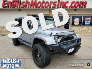 2014 Jeep Wrangler Unlimited in Brownsville, TX
