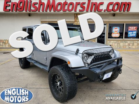 2014 Jeep Wrangler Unlimited Sahara in Brownsville, TX