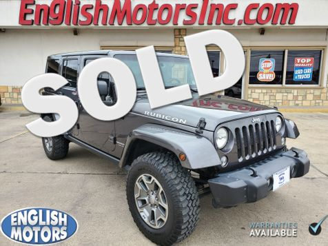 2014 Jeep Wrangler Unlimited Rubicon in Brownsville, TX