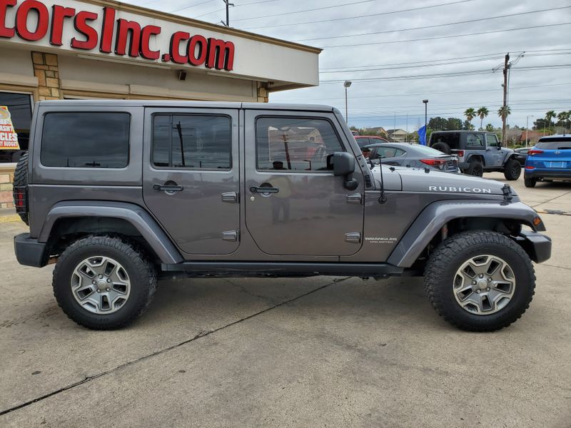 2014 Jeep Wrangler Unlimited Rubicon  Brownsville TX  English Motors  in Brownsville, TX