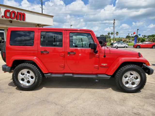 2014 Jeep Wrangler Unlimited Sahara in Brownsville, TX 78521