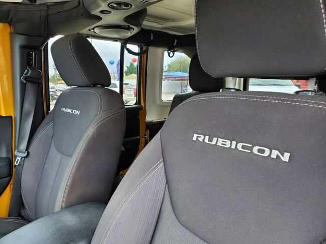 2014 Jeep Wrangler Unlimited Rubicon in Brownsville, TX 78521