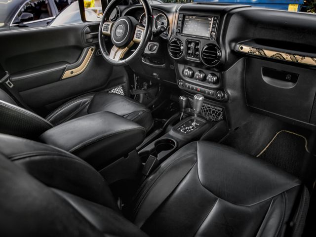 2014 Jeep Wrangler Unlimited Dragon Edition Burbank, CA 14