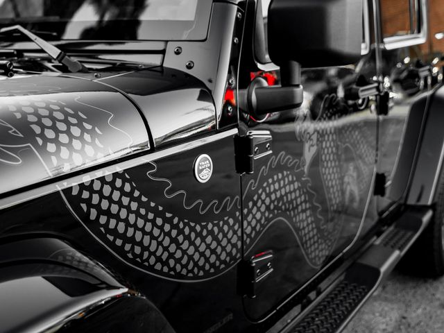 2014 Jeep Wrangler Unlimited Dragon Edition Burbank, CA 21