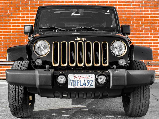 2014 Jeep Wrangler Unlimited Dragon Edition Burbank, CA 2