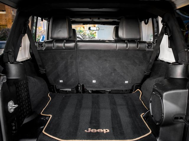 2014 Jeep Wrangler Unlimited Dragon Edition Burbank, CA 23