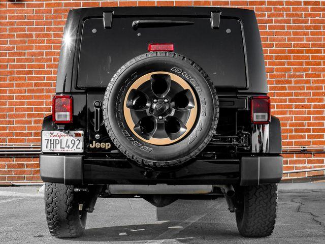 2014 Jeep Wrangler Unlimited Dragon Edition Burbank, CA 3