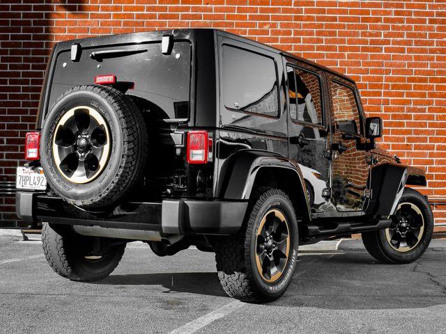2014 Jeep Wrangler Unlimited Dragon Edition Burbank, CA 9