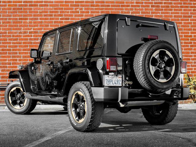 2014 Jeep Wrangler Unlimited Dragon Edition Burbank, CA 10