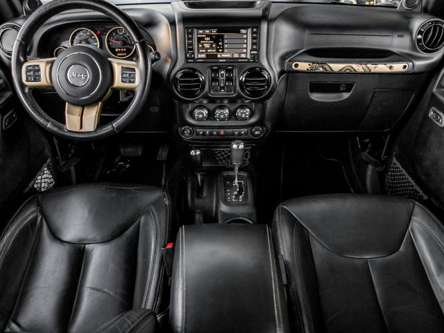 2014 Jeep Wrangler Unlimited Dragon Edition Burbank, CA 10