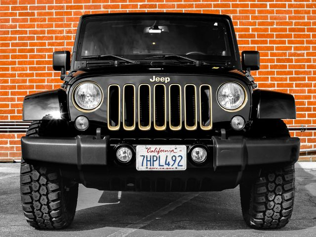 2014 Jeep Wrangler Unlimited Dragon Edition Burbank, CA 2