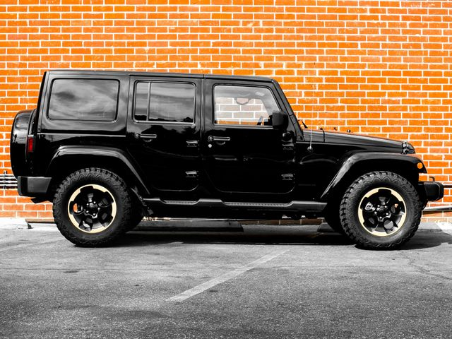 2014 Jeep Wrangler Unlimited Dragon Edition Burbank, CA 4