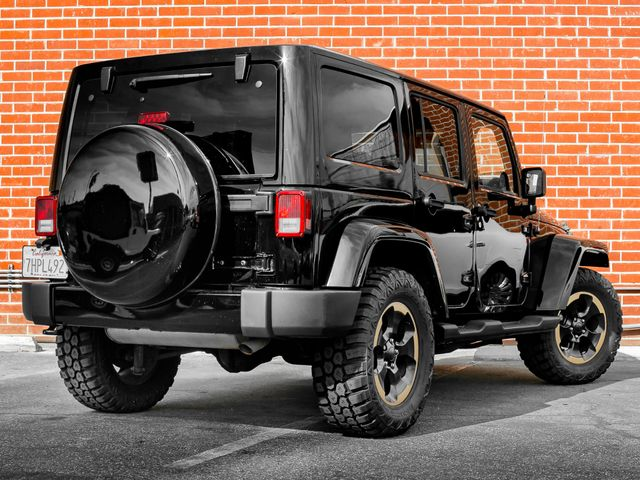 2014 Jeep Wrangler Unlimited Dragon Edition Burbank, CA 6