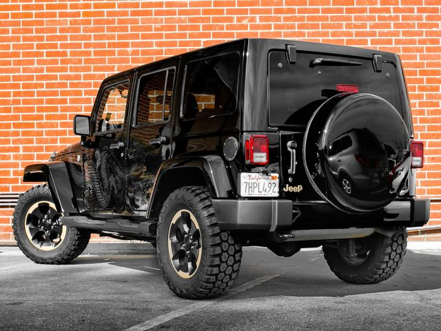 2014 Jeep Wrangler Unlimited Dragon Edition Burbank, CA 7