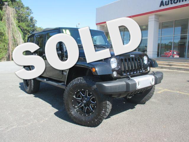 2014 Jeep Wrangler Unlimited Sahara Canton , GA
