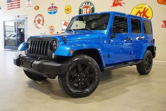 2014 Jeep Wrangler Unlimited Altitude in Carrollton TX, 75006