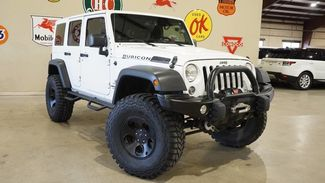 2014 Jeep Wrangler Unlimited Rubicon AEV JK350 4X4,LIFTED,NAV,HTD LTH,68K! in Carrollton TX, 75006