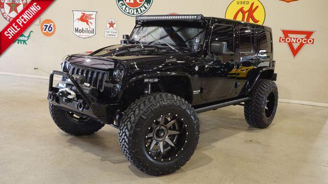 2014 Jeep Wrangler Unlimited Rubicon 4X4 CUSTOM,LIFT,RESTYLE NAV,360 CAM