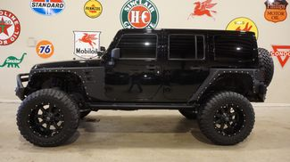 2014 Jeep Wrangler Unlimited Sport 4X4 6 SPD,LIFTED,BUMPERS,LED'S,46K in Carrollton TX, 75006