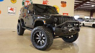 2014 Jeep Wrangler Unlimited Sahara 4X4 LIFTED,BUMPERS,NAV,FUEL WHLS,63K in Carrollton, TX 75006