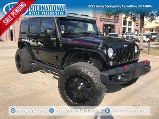 2014 Jeep Wrangler Unlimited Rubicon X in Carrollton, TX 75006