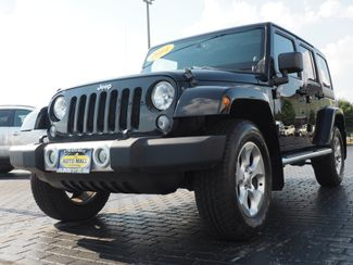 2014 Jeep Wrangler Unlimited Sahara | Champaign, Illinois | The Auto Mall of Champaign in Champaign Illinois