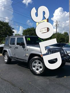 2014 Jeep Wrangler Unlimited in Charlotte, NC