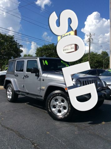 2014 Jeep Wrangler Unlimited Sahara in Charlotte, NC