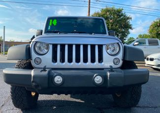 2014 Jeep Wrangler Unlimited Sport  city NC  Palace Auto Sales   in Charlotte, NC