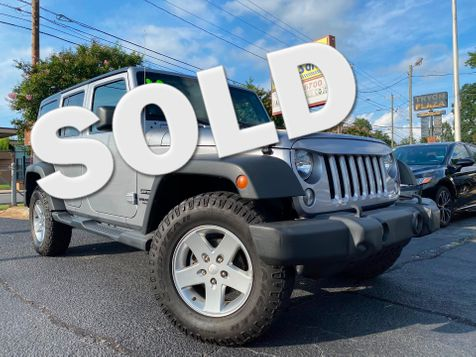 2014 Jeep Wrangler Unlimited Sport in Charlotte, NC