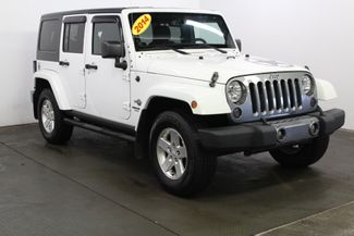 2014 Jeep Wrangler Unlimited Freedom Edition in Cincinnati, OH 45240