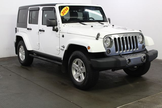 2014 Jeep Wrangler Unlimited Freedom Edition