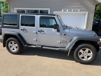 2014 Jeep Wrangler Unlimited Sport in Clinton, IA 52732