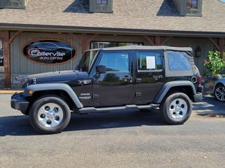 2014 Jeep Wrangler Unlimited Sport in Collierville, TN 38107