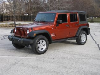 2014 Jeep Wrangler Unlimited Sport Conshohocken, Pennsylvania 1