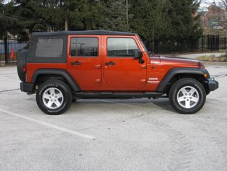 2014 Jeep Wrangler Unlimited Sport Conshohocken, Pennsylvania 11