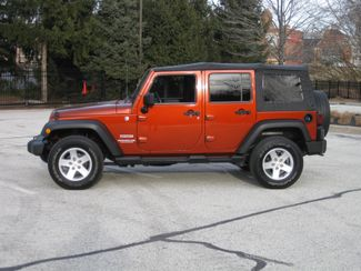 2014 Jeep Wrangler Unlimited Sport Conshohocken, Pennsylvania 2